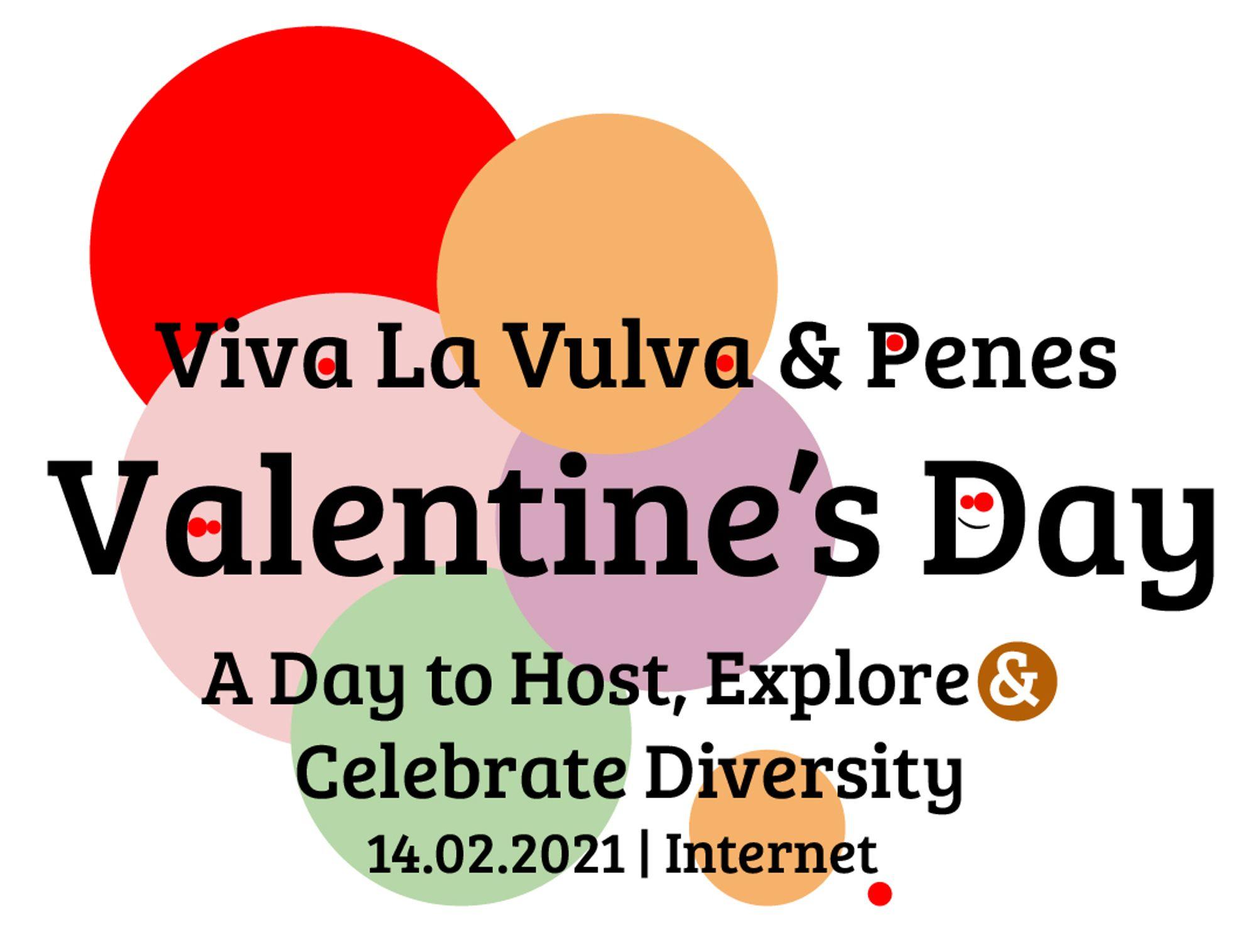 Viva La Vulva & Penes Valentine's Day